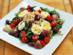 Salad Niçoise - Culinary Mamas