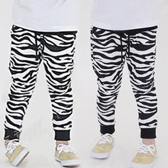 Aliexpress.com : Buy 2014 spring and autumn zebra print girls clothing child trousers casual pants kz 0390 on Kids Fashion Clothing - Worldw...