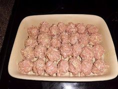 Living Low Carb...One Day at a Time: Low Carb Turkey Meatballs, not the sauce. Makes great stuffing for Zuccini or as a meatloaf too