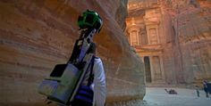 Google Street View now has virtual tours of more than 30 famous historical sites in Jordan.