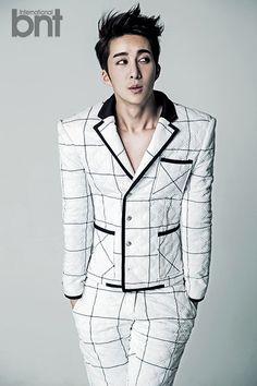 Kim Hyung Jun - bnt International January 2015