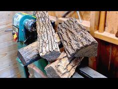 Woodturning Magic Wands from Firewood using Two Different Styles Magic Wands, Woodturning, Lathe, Different Styles, Firewood, Texture, Crafts, Wood Turning, Magic Bars