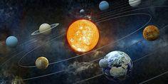 Características del Sistema Solar