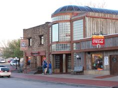 Eskimo Joe's, Stillwater, OK. Miss this place, had my very first beer there!