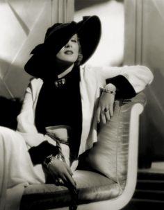Marlene Dietrich, 1934