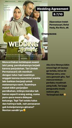 Wedding Agreement Full Movie : wedding, agreement, movie, Opinion, Series/Film, Film,, Bagus,, Musikal