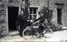 1914 211cc Radco Classic Motorcycle Pictures