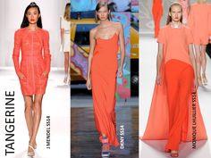 Tangerine! #trends2014 #ylc #jessicahuffman