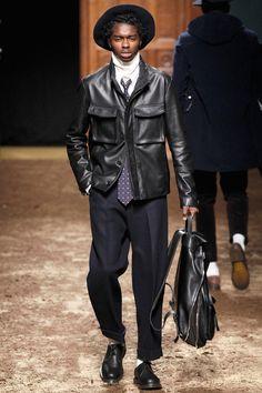 Umit Benan   Fall 2014 Menswear Collection   Style.com