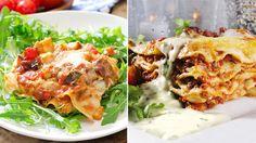 Seks supre lasagne-oppskrifter