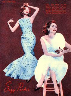 f9aca698370ff8 Suzy Parker 50 s supermodel  amp  actress New Screen News (Australia) June  27 1958