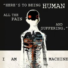 I Am Machine - Human Three Days Grace
