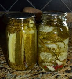 The Trials and Tribulations of a Fishermans Widow: So I've Been Doing Some Canning....