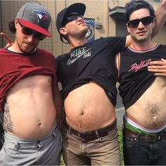 """Triple threat. #ThatDadBodTho #dadbod #popular #instagramhub #leonardodicaprio #channingtatum #beer #igdaily #drunktext #partyhard #crazy #craycray #partypeople #happy #fun #smile #photooftheday #picoftheday #bestoftheday #drunk #nightlife #lifeisgood #instafamous #beards #teamfollowback #followback #instafollow #instagood #twelveskip ✅By: @hartmanwhistler"" Photo taken by @that_dadbod_tho on Instagram, pinned via the InstaPin iOS App! http://www.instapinapp.com (06/01/2015)"