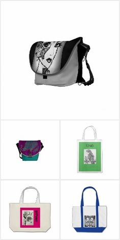 Taschen + Kleidung Zenzia