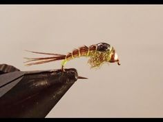 Schroeder's Parachute Hopper - On The Vise Best Fishing Reels, Fly Fishing, Fly Tying Patterns, Trout, Nymphs, Kayaking, Pearls, Tutorials, Montages