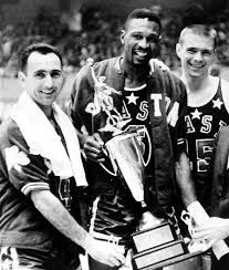 Image result for bill russell Bob Cousy 98d09ab85