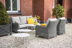 Outdoor Furniture Sets, Outdoor Decor, Indigo, Seasons, Home Decor, Blog, Colors, Seasons Of The Year, Indigo Dye