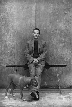 Mathieu Kassovitz ('Nino' in Die fabelhafte Welt der Amélie, Das fünfte Element, Regisseur: Die purpurnen Flüsse)