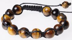 Tiger's eye bracelet talisman amulet bracelet female