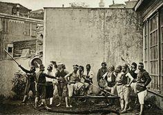 Osmanlı Tulumbacıları