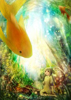The Art Of Animation ~ Sakimori
