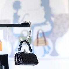 Poetry Quote Life Like Summer Flower Table Hook Folding Bag Desk Hanger Foldable Holder