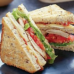 Classic Chicken Club - Bistro Boudin - Zmenu, The Most Comprehensive Menu With Photos