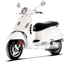 Vespa GTS 300 i.e. Super Scooter - New Scooters 4 Less - $6699