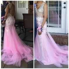 PROM DRESS Prom dress for sale, it is a size 8 but I wear a 6 & im currently a 4 & it still fits well! Alterations can be done if course!!! I paid $480 but willing to sell for $250-$280 & It's been worn once for only 5 hours !!!!!! Panoply Dresses Backless