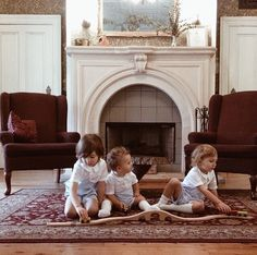 We adore this lovely photo of three precious brothers Sven, Bjorn and sweet little Lars wearing their Feltman Brothers bobby suits! http://www.feltmanbrothers.com/
