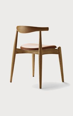 Elbow chair, Carl Hansen Japanese Chair, Flower Cafe, Stacking Chairs, Take A Seat, Upholstered Dining Chairs, Wishbone Chair, Armchairs, Inspiration, Furniture