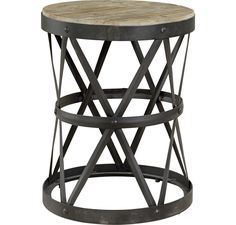 ELMWOOD Side table round