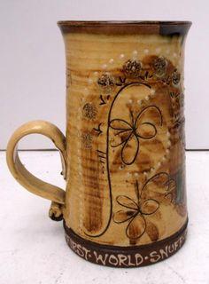 A mug by Leonard Stockley