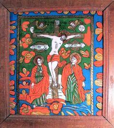 CIMEC: Bunuri culturale mobile clasate în Tezaurul Patrimoniului ... Christian Paintings, Saints, Folk, Religion, Angels, Culture, Glass, Stained Glass, Painting Art