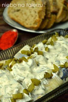 Potrawy nawigilię Appetizer Salads, Appetizer Recipes, My Favorite Food, Favorite Recipes, Good Food, Yummy Food, Polish Recipes, Russian Recipes, Christmas Cooking