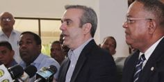 Luis Abinader llama líderes locales a salvar carrera política en la boleta del PRM