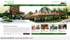 web design by ideo studios Client: Rockwell Land Creative Design, Web Design, Advertising Agency, Design Development, Digital Marketing, Studios, Seo, Design Web, Website Designs