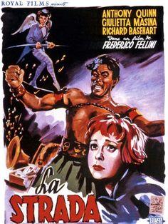 Redécouvrez la bande-annonce du film La Strada ponctuée des secrets de tournage et d'anecdotes sur celui-ci. ☞ La strada est un film italien réalisé par Fe