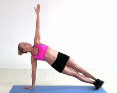 15-Minute Workout: 4 Strengthening Isometric Moves to Tone and Tighten | Women's Health Magazine