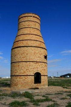 Pecos, Texas silo