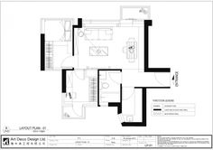 art deco floor plans | Lime Habitat - Under 900 sq. ft. - Residential | Art Deco Design Ltd