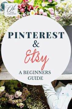 Pinterest and Etsy - a match for heaven. Here is why?Discovery tactics to improve and promote your etsy shop from day one #etsyshop #openingetsyshop #ideas #business