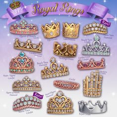 Yummy - Royal Rings