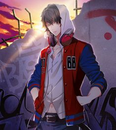 Images for kawaii anime boy fantasy. Dark Anime Guys, Cool Anime Guys, Hot Anime Boy, Anime Art Girl, Anime Oc, Kawaii Anime, Anime Cosplay, Badass Anime, Anime Boy Zeichnung