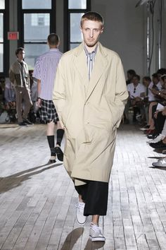 N Hoolywood | Menswear - Spring 2018 | Look 22