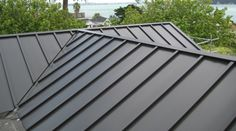 smart zinc roof, ditch the tiles and slates!!!! lets get bullet proof...