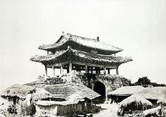 평양 보통문 Pyeongyang, Botong Gate 1910 - C55. 조선고적도보 제11권 - 조선D : 네이버 블로그