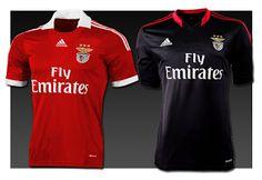 Sócio Encarnado: Novo Sócio Encarnado - As camisolas do Benfica