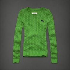 Abercrombie & Fitch - Shop Official Site - Womens - Secret Sale - Camille Sweater